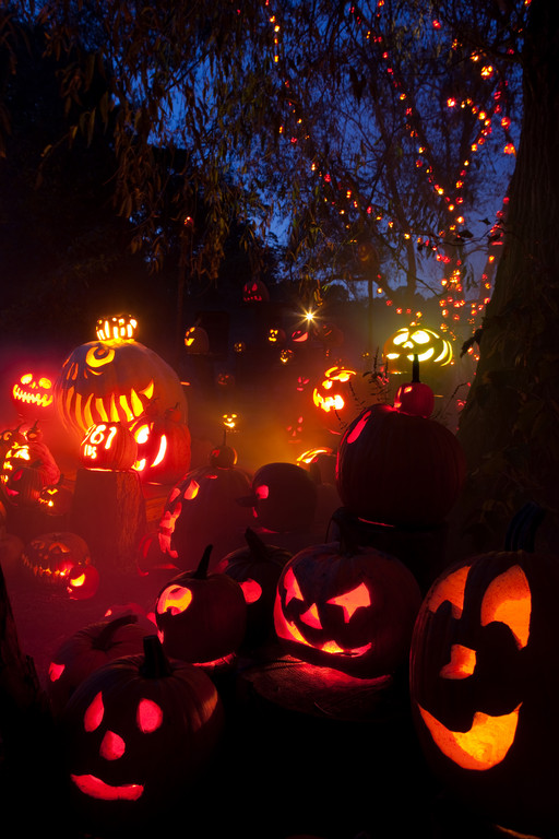 The Jack-O-Lantern Spectacular returns to Roger Williams Park Zoo, October 4-November 3
