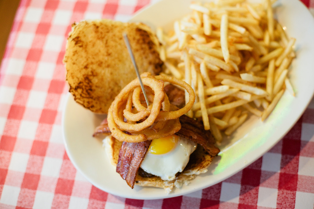 The Good Morning Vietnam Burger