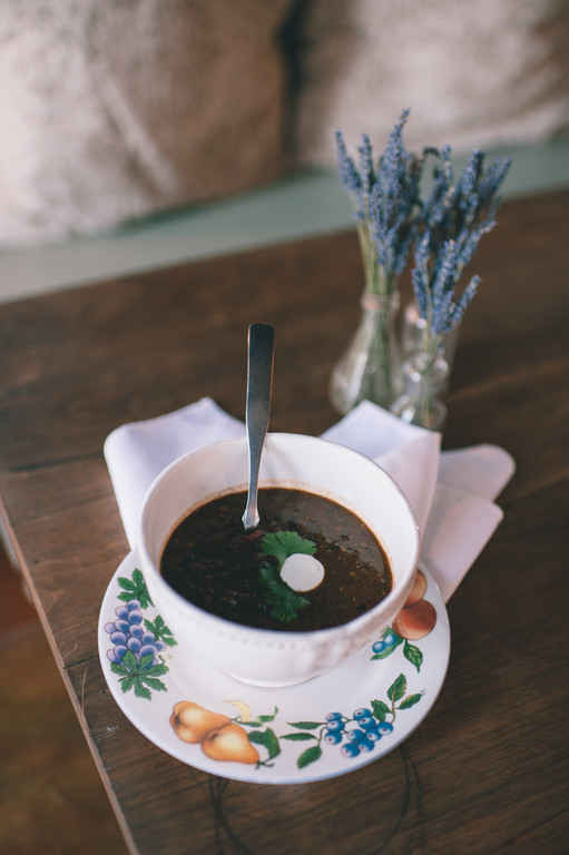 Soup of the Day: Pork & Black Bean Chili