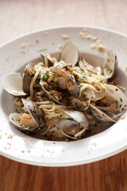 Linguine all Vongole