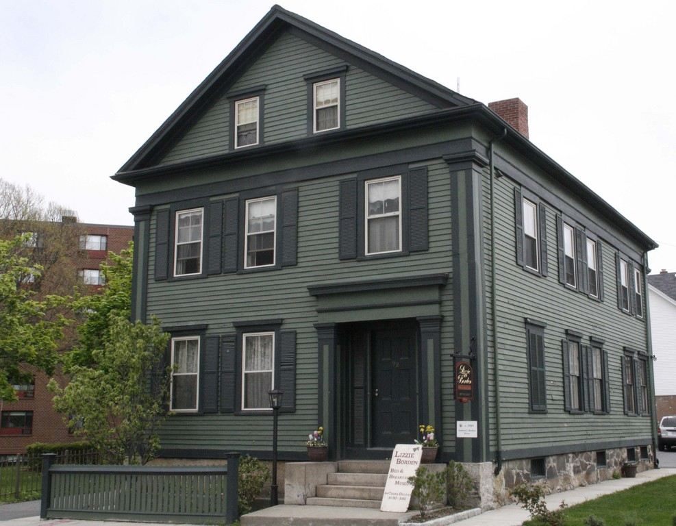 Lizzie Borden House Bed and Breakfast