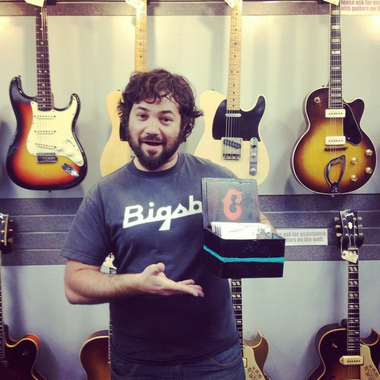 Mike from Empire Guitars