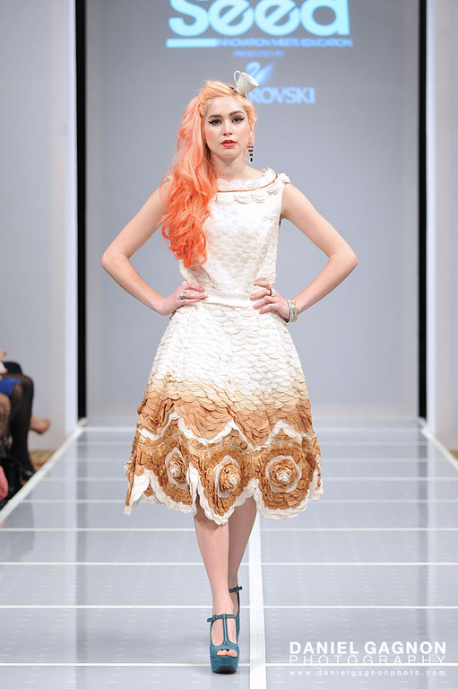 Tea Dress by Chloe Davies of Mass Art