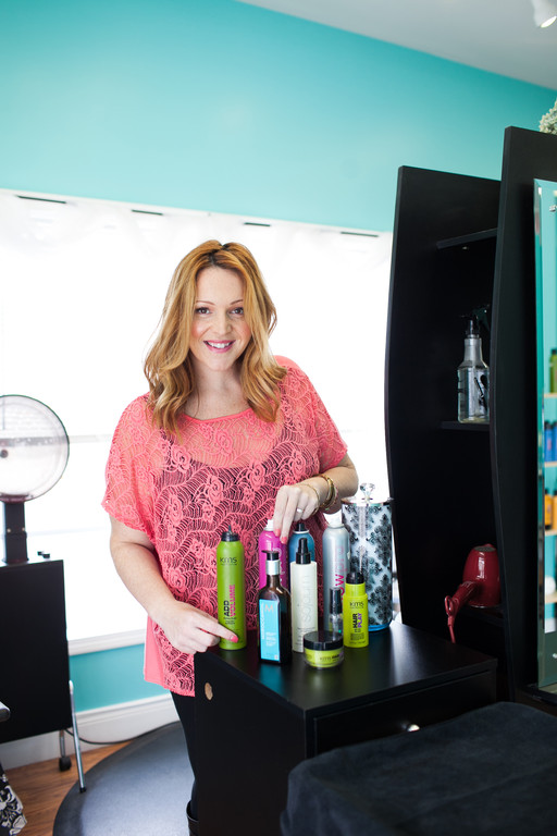 Jennifer DeLong makes waves at her Charlestown salon