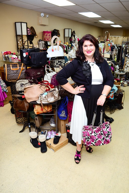 Lisa Baillargeon, Owner of Fabulocity Boutique