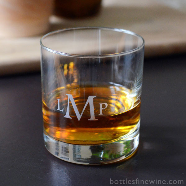 Choose from a wide range of monogram styles and classic glassware. Order now!