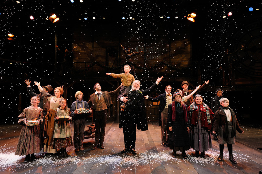 Trinity Rep's A Christmas Carol returns to the stage for a Rhode Island holiday tradition