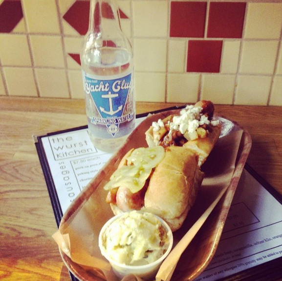 The Best News from the Wurst Kitchen | Providence Monthly ...