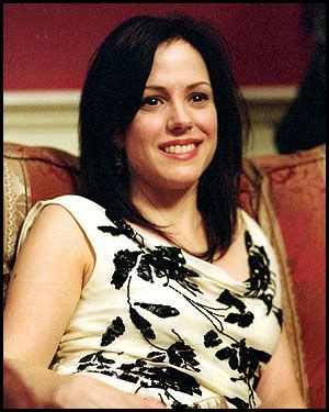 Amy Gardner, played by Mary-Louise Parker on The West Wing