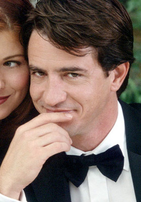 Nick Mercer, played by Dermot Mulroney in The Wedding Date