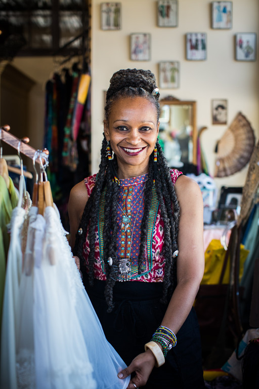 Owner Abigail Jefferson brings new energy to fashion