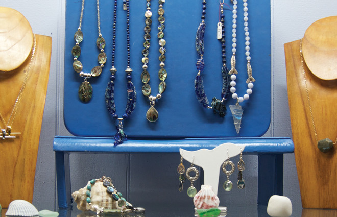 Assorted Rare Earth Necklaces