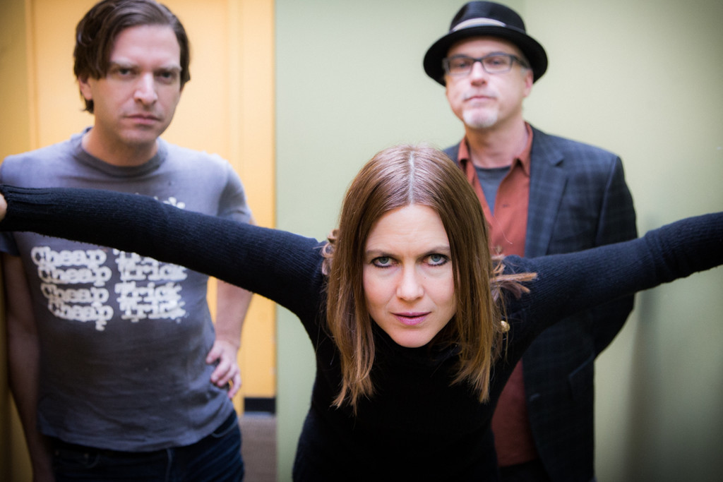 The Juliana Hatfield Three play the Columbus on April 21