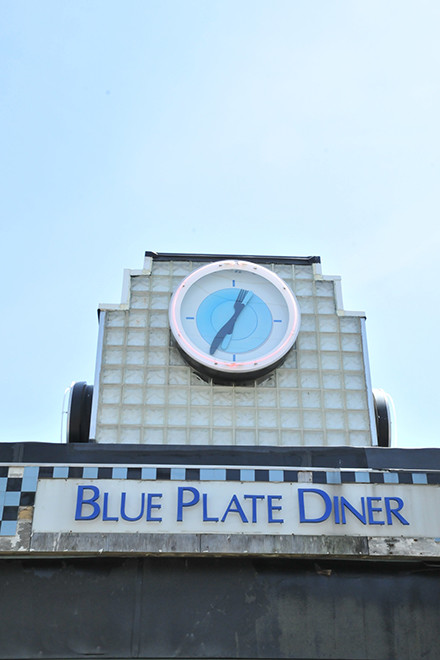 Blue Plate Diner, Middletown
