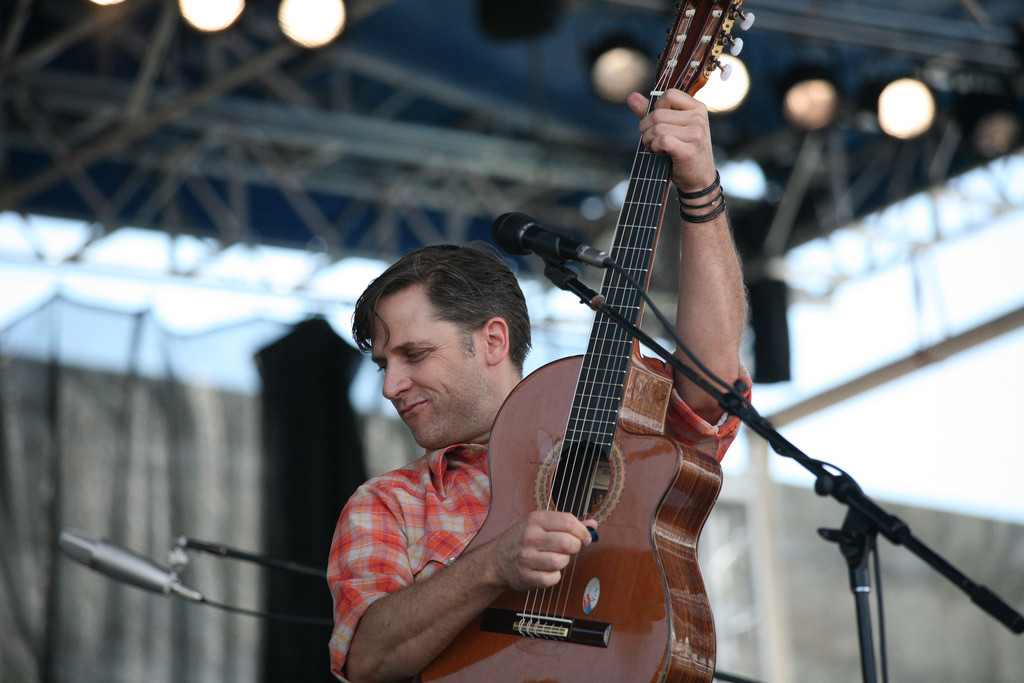 Calexico at Newport Folk