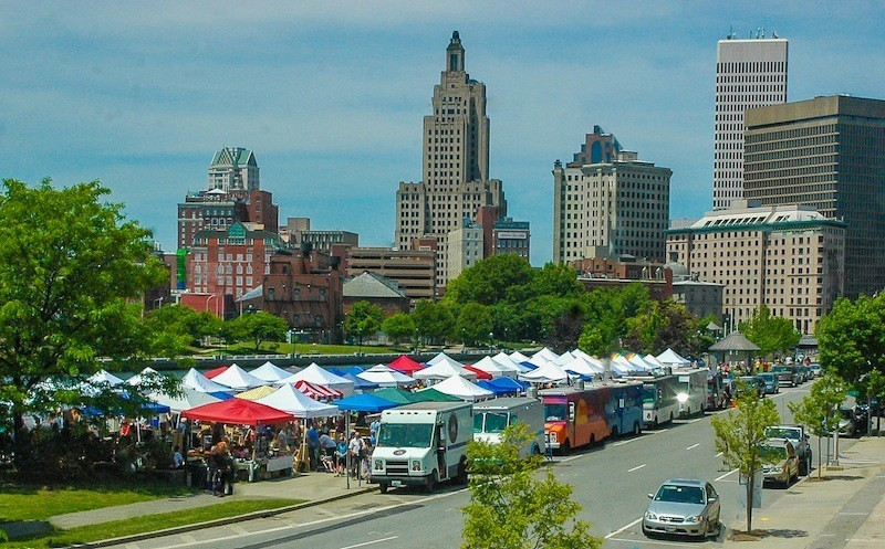 Don't miss the last Providence Flea of 2015.