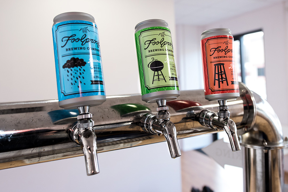 Foolproof, in Pawtucket, brews up truly Rhode Island beers