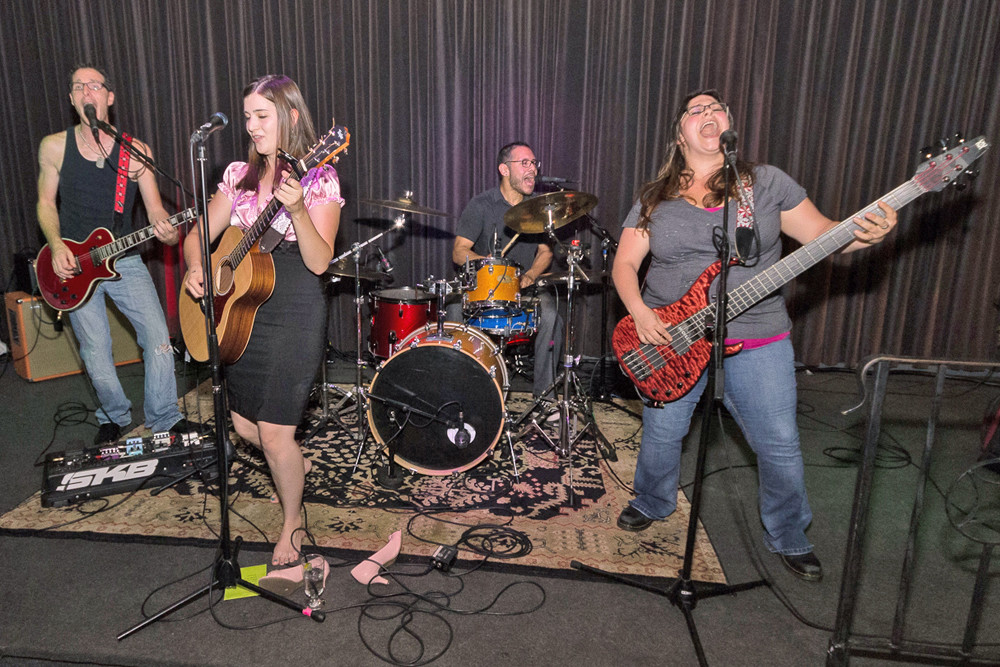 The Dust Ruffles will be performing at Fete on October 30 for a Pre-Halloween show