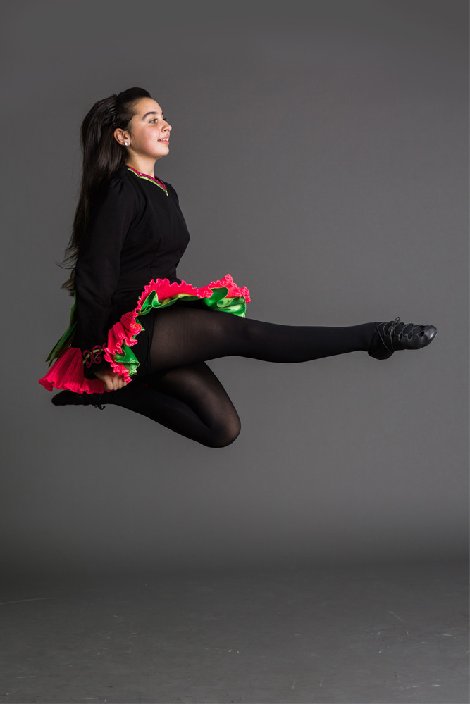 The Kelly School of Irish Dance will hold it's annual holiday show, Merry and Bright, on Saturday, December 19