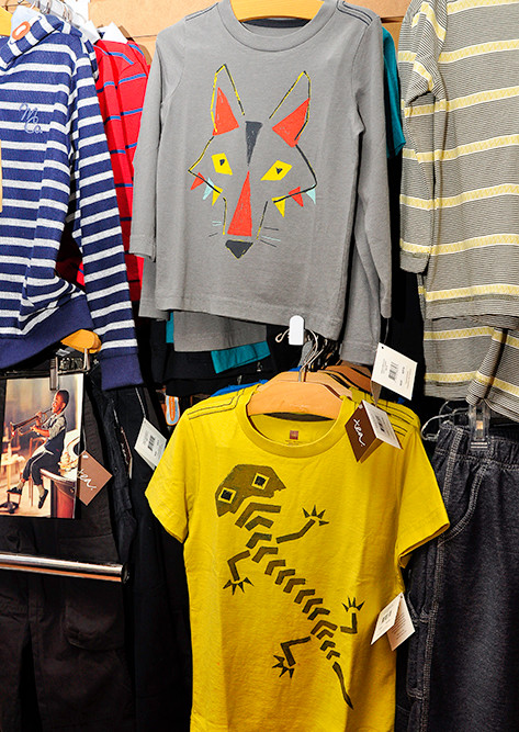 Assorted boys tees: Tea Collection, $17-$22