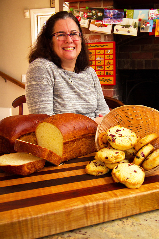 Dough owner Helena Sheusi