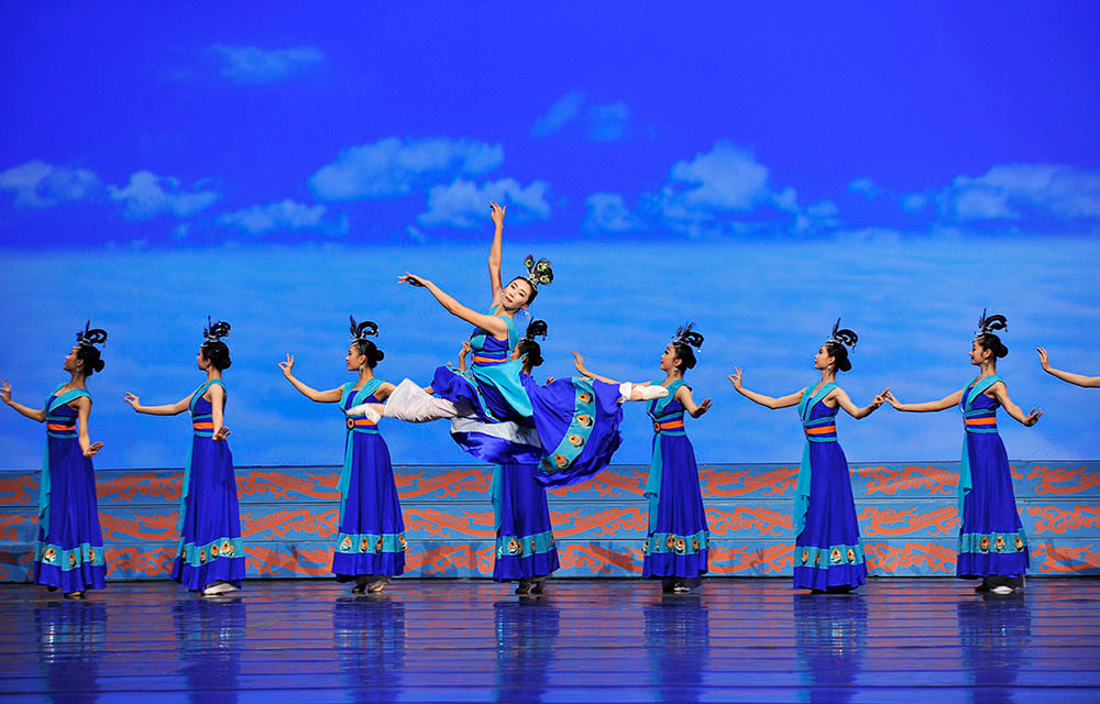Shen Yun brings 5,000 years of music and dance to PPAC this Saturday