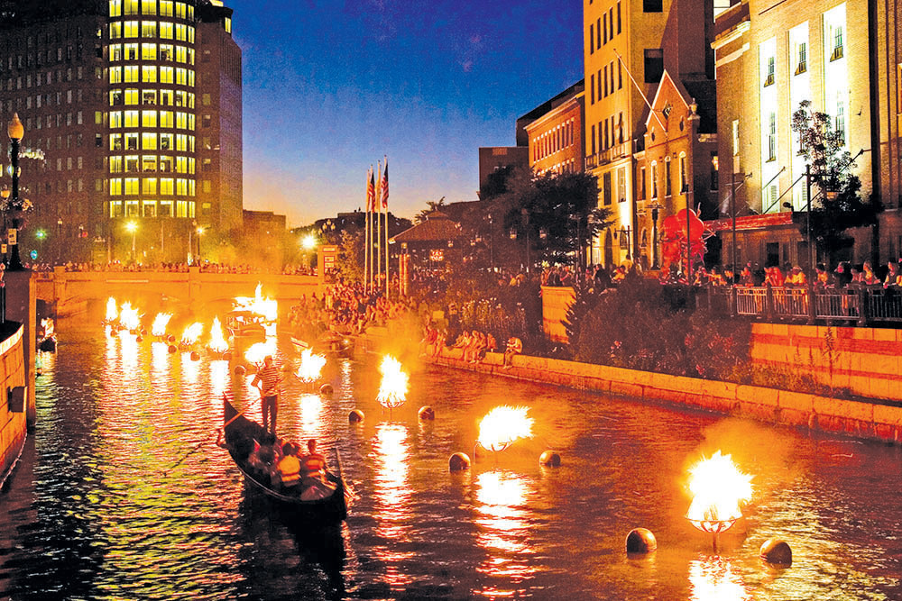 waterfire providence monthly providenceonlinecom