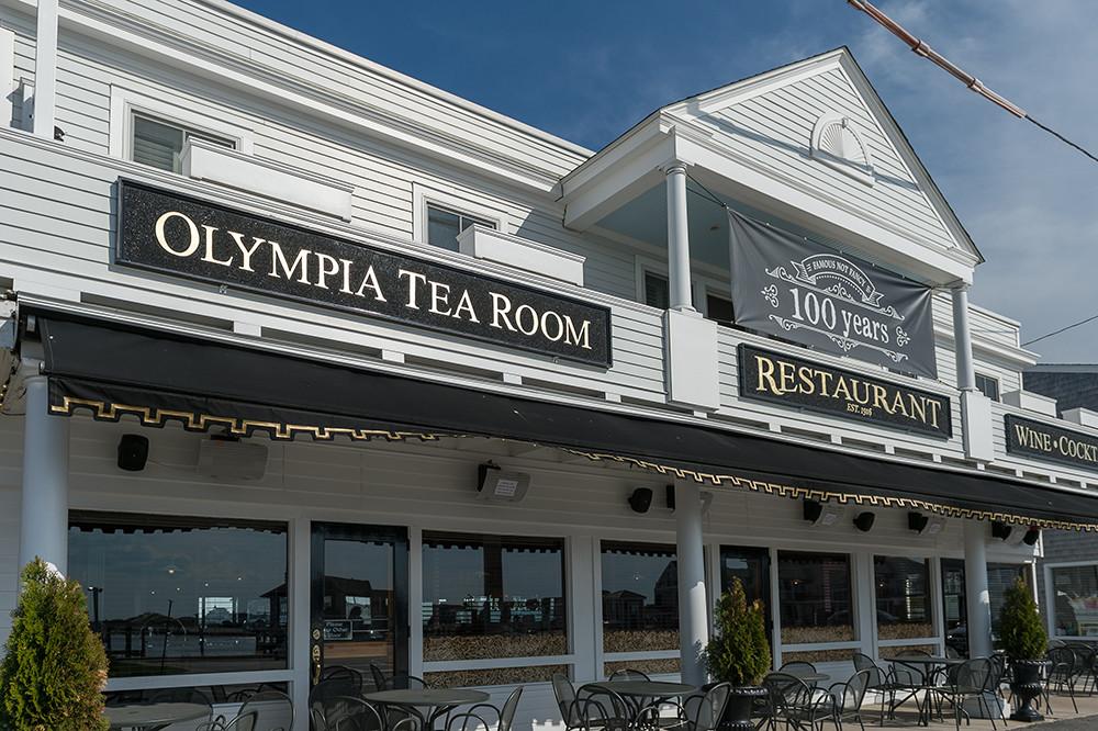 Olympia Tea Room Taylor Swift