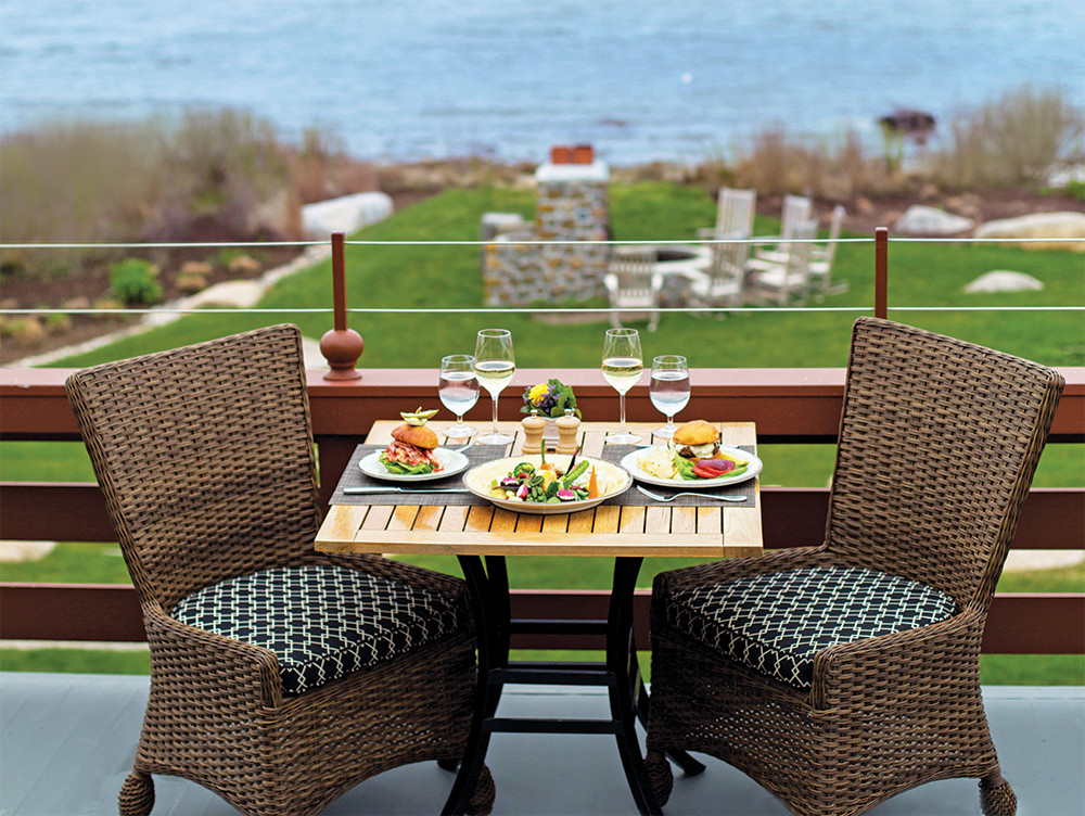 23 Restaurants For Al Fresco Dining