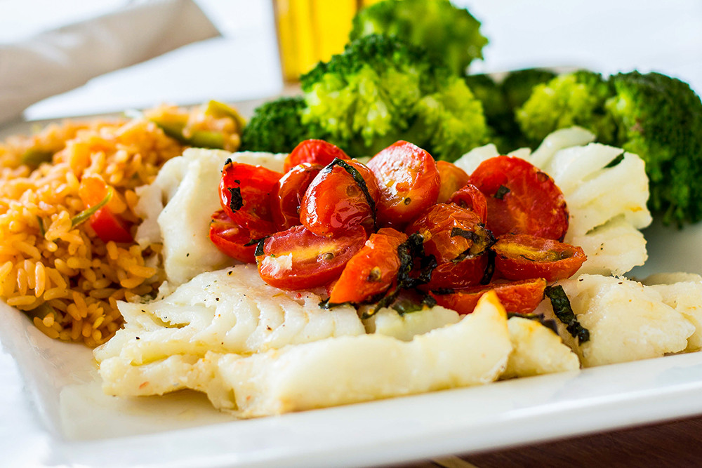 Roasted Day Boat Cod