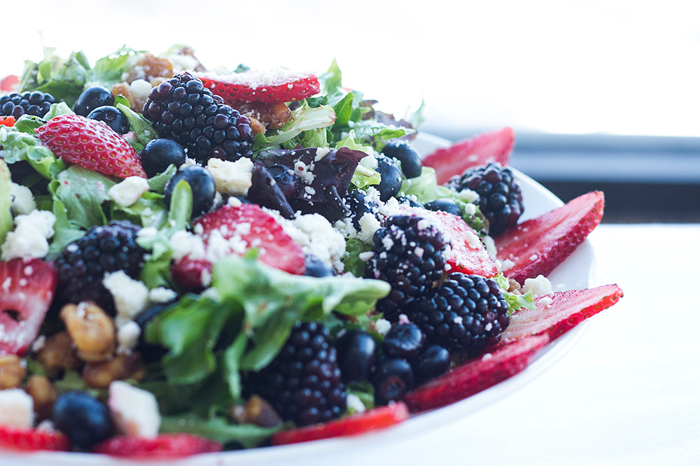 Wild Berry Salad