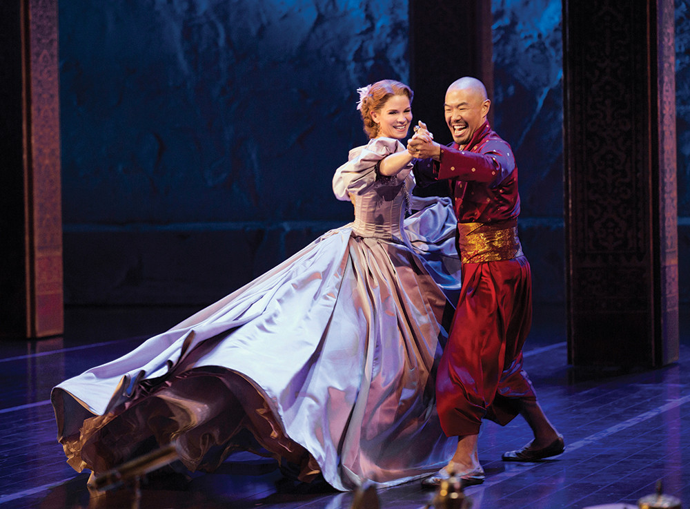 The King and I is at PPAC through November 6
