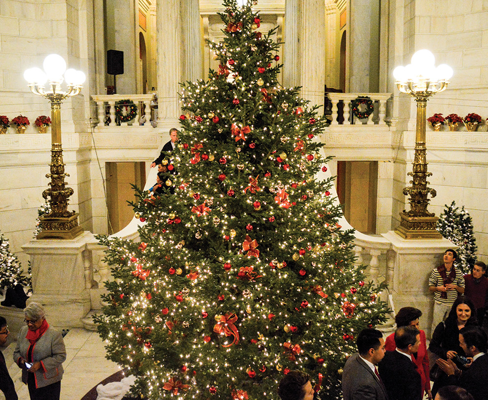 Christmas in the City: The State House Tree Lighting and Holiday ...
