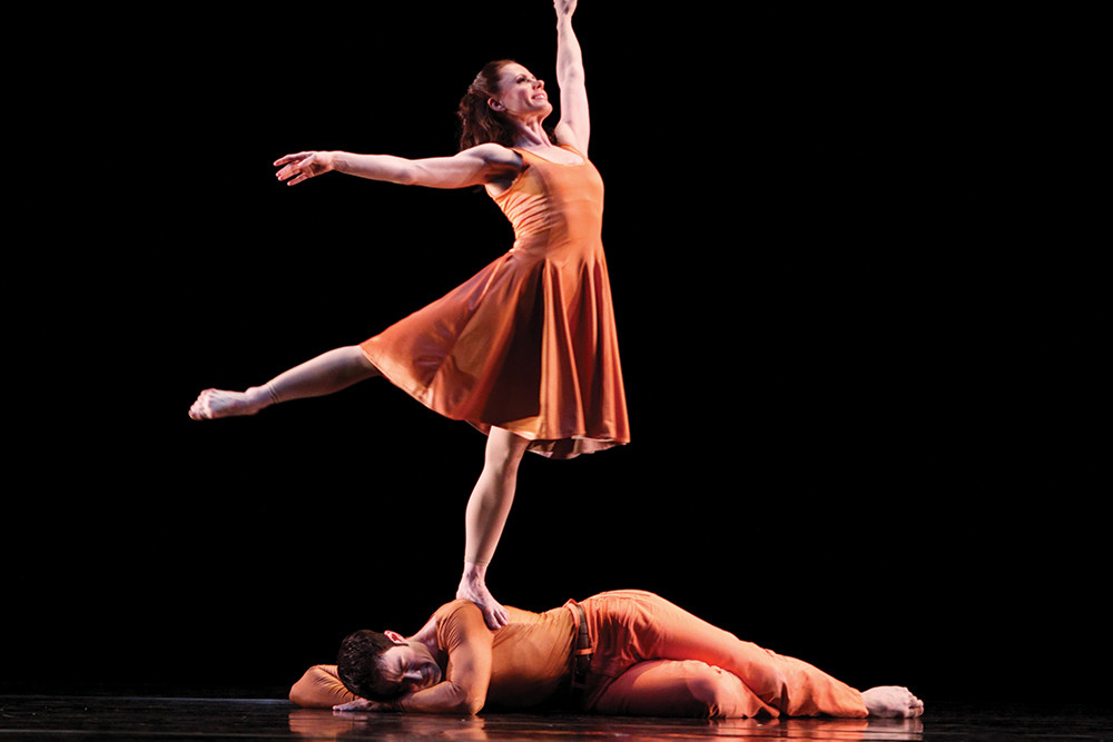 Providence will premiere Paul Taylor Dance Company's latest performance on February 3