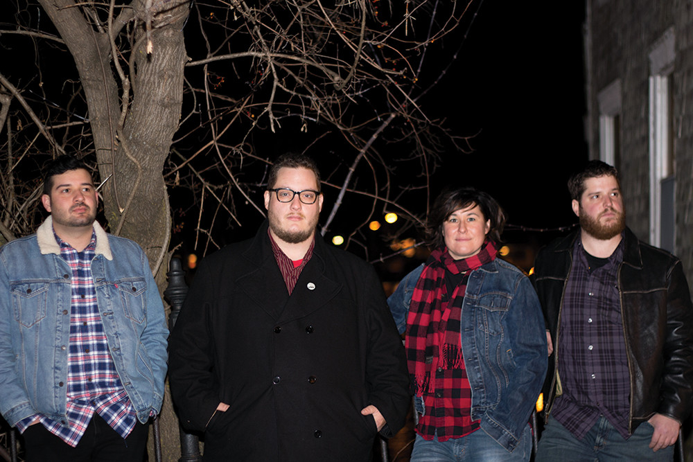 The Deadly Desert will play their album release show at AS220 on February 25