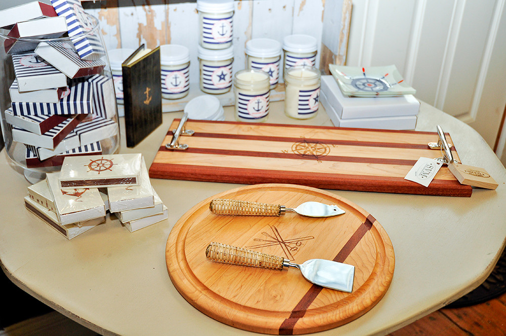 Sound View Mill Works cutting boards, $45-$105