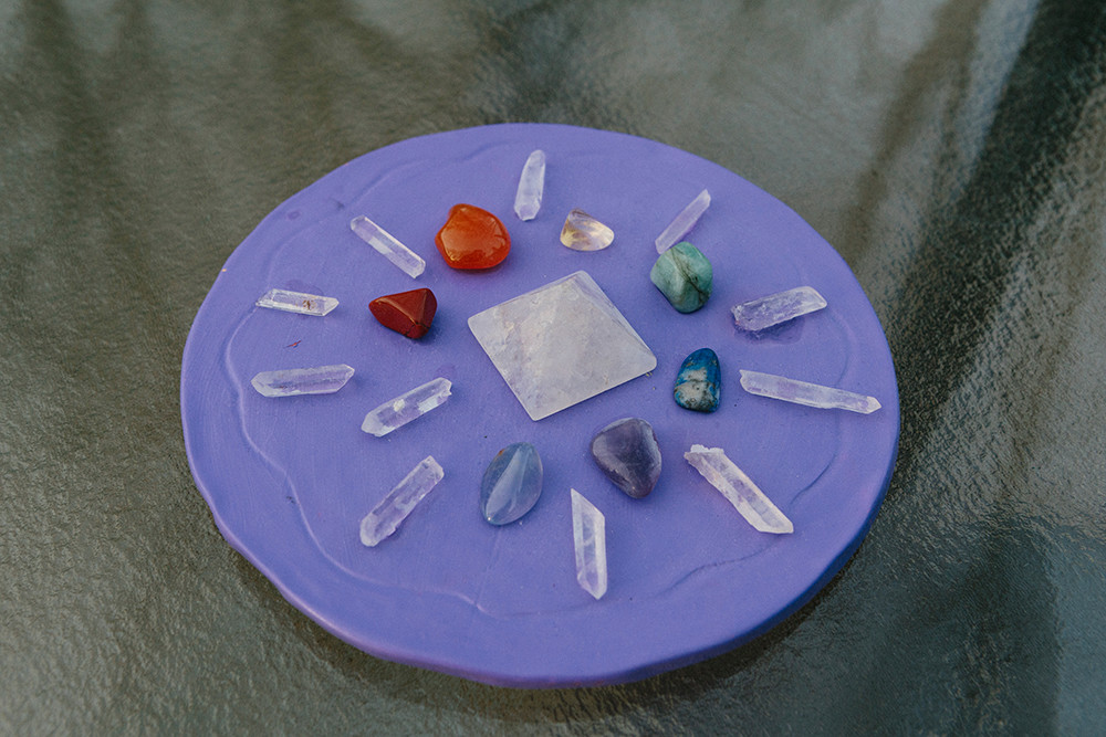 Mindful Tides Reiki and Healing Arts adds crystal therapy to their reiki sessions