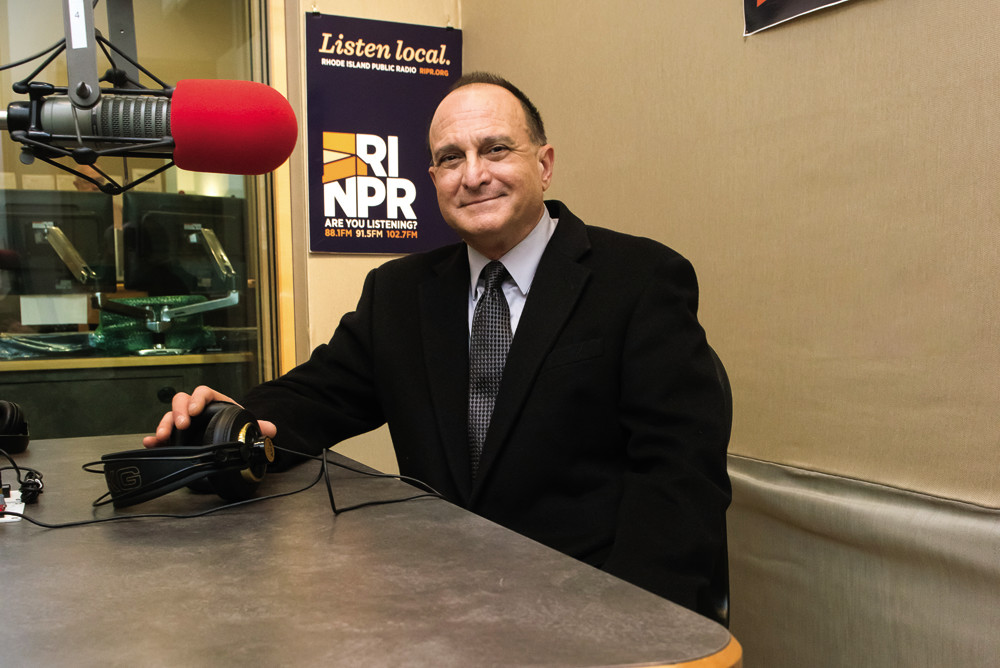 Rhode Island Public Radio's Torey Malatia sees the acquisition of WUMD in North Dartmouth as an opportunity to improve and expand its local coverage