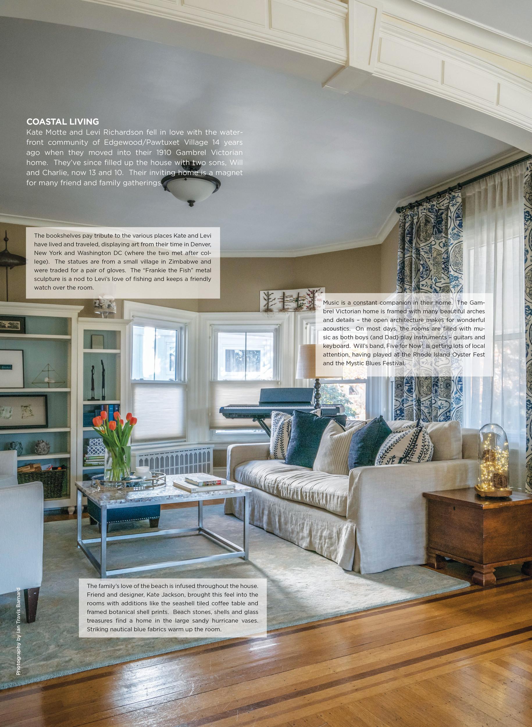 City Style Coastal Living Providence Monthly