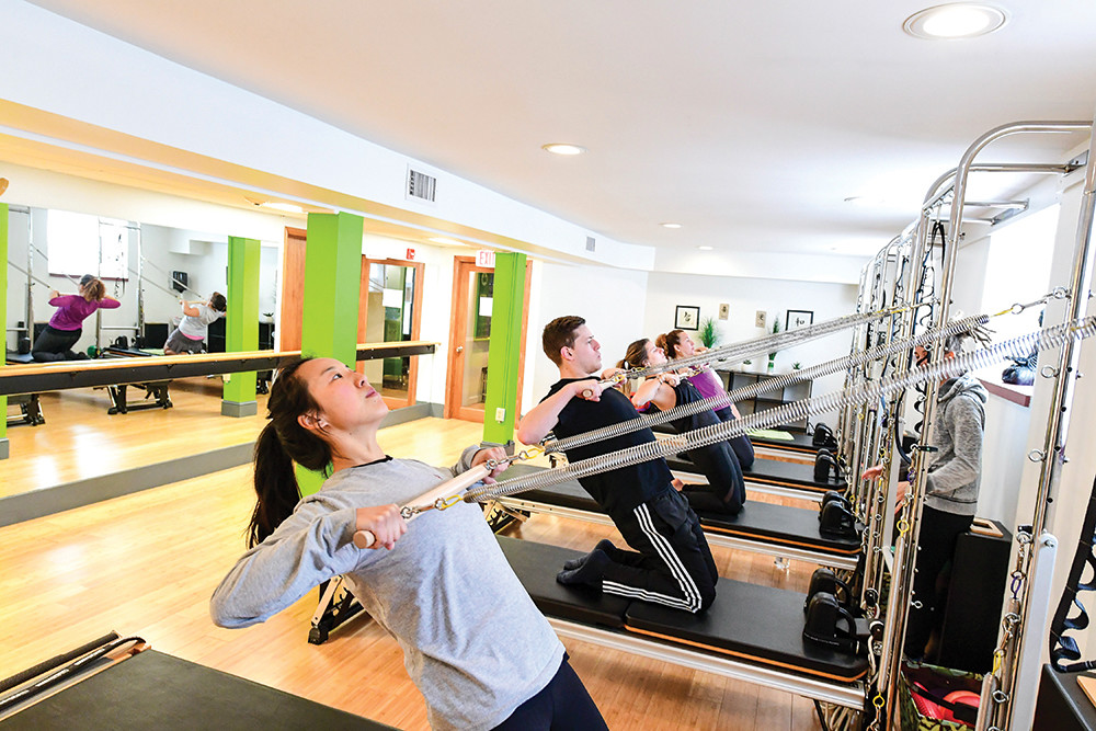 CORE Pilates Mind/Body Studio offers personalized Pilates training that's focused on strength and peace of mind