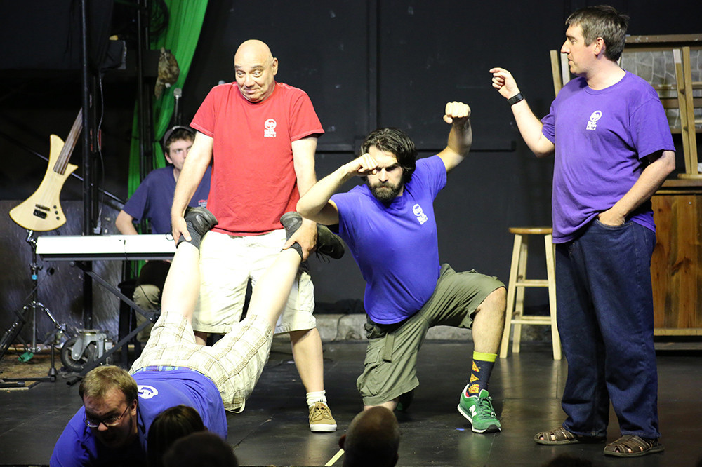 Improv nights are a great way to spend your weekend