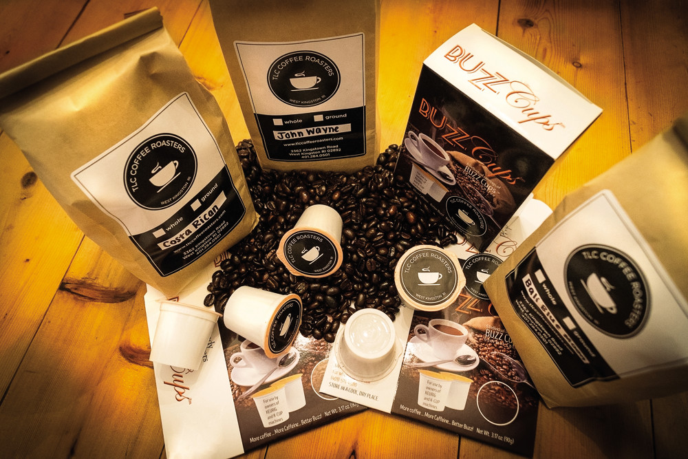TLC Coffee Roasters is putting some local flavor into your office's Keurig