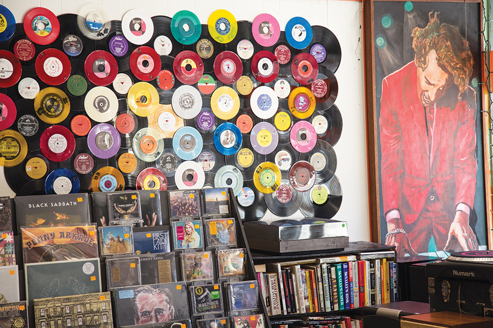 In Your Ear in Warren and other shops across the state will celebrate Record Store Day on April 22