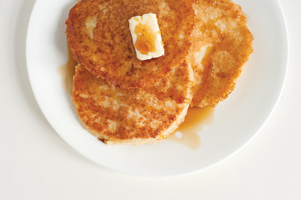 There's never a wrong time to eat johnnycakes, but there's never a better time than a May Breakfast