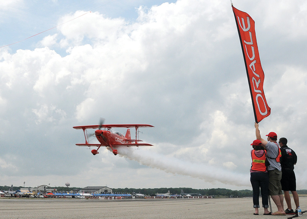 Witness fantastic, high flying feats at the Rhode Island Air Show May 20-21