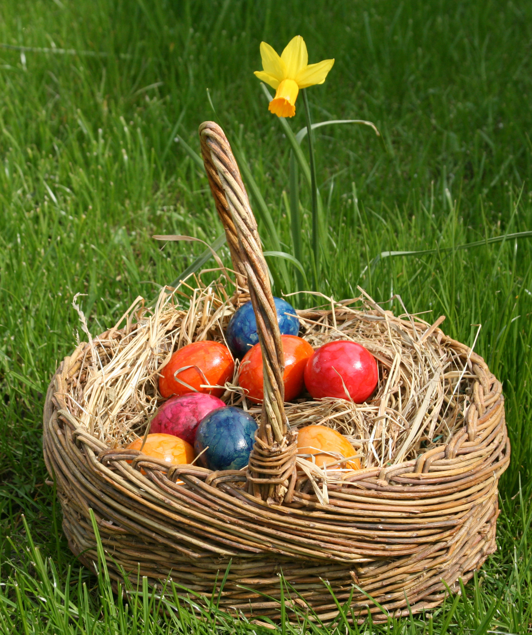 Easter services and egg hunts on tap