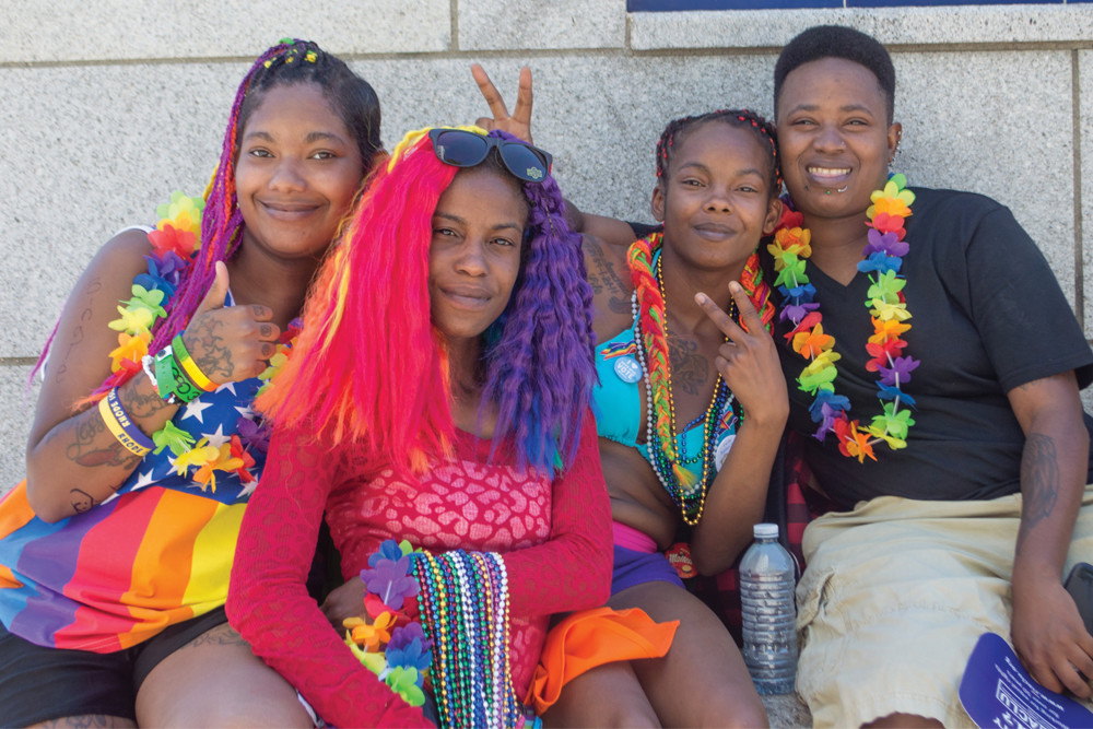 RI Pride has sought to encourage a more age- and racially diverse crowd to attend Pride events