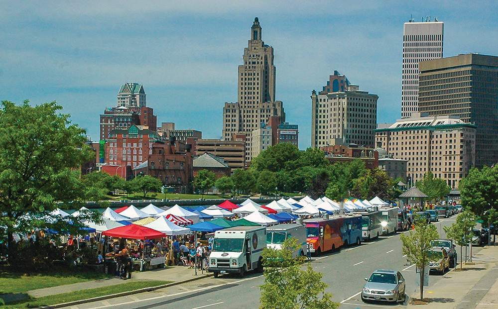 The Providence Flea kicks off its fifth season on Sunday June 4