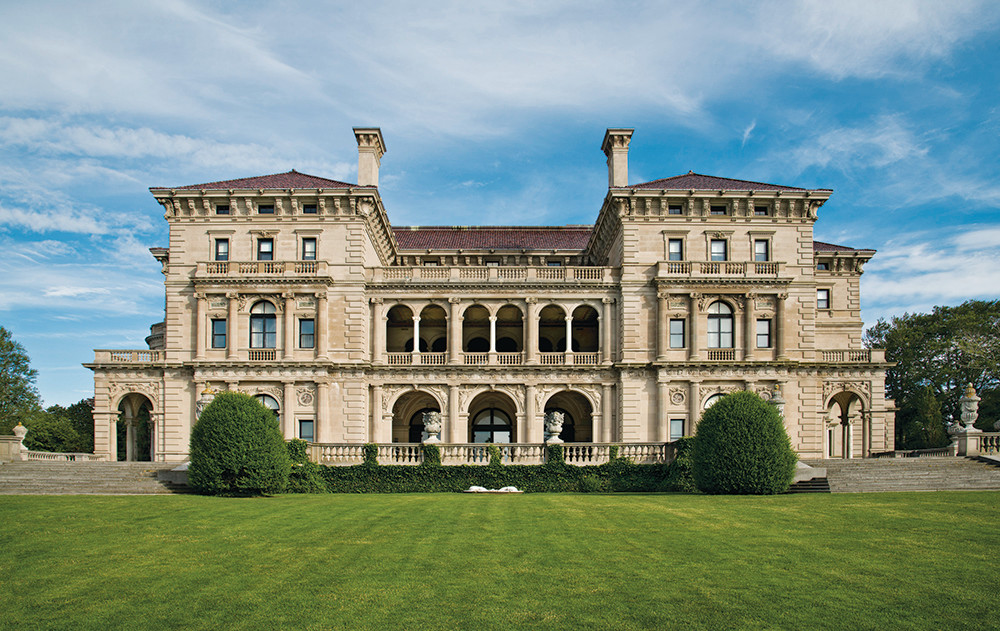 See Gilded Age glamour at the Newport Mansions