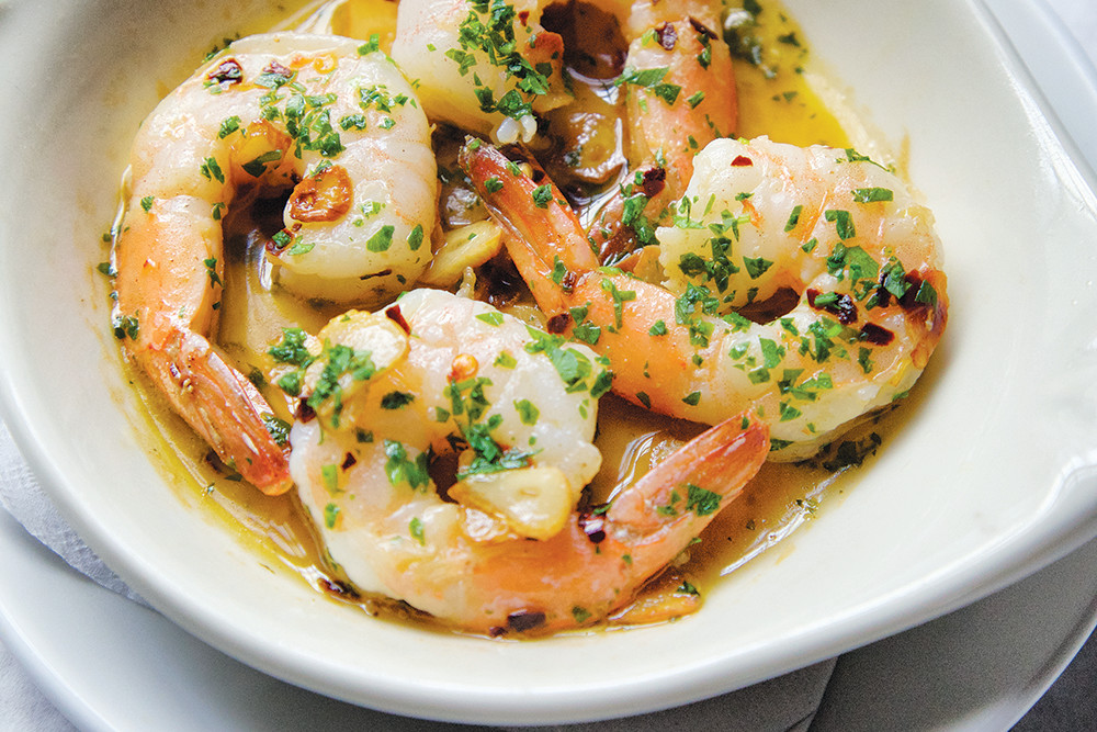 Gambas al Ajillo – Garlic Shrimp
